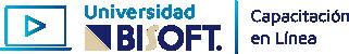 Distintivo de Universidad Bisoft - Capacitacion en Linea1