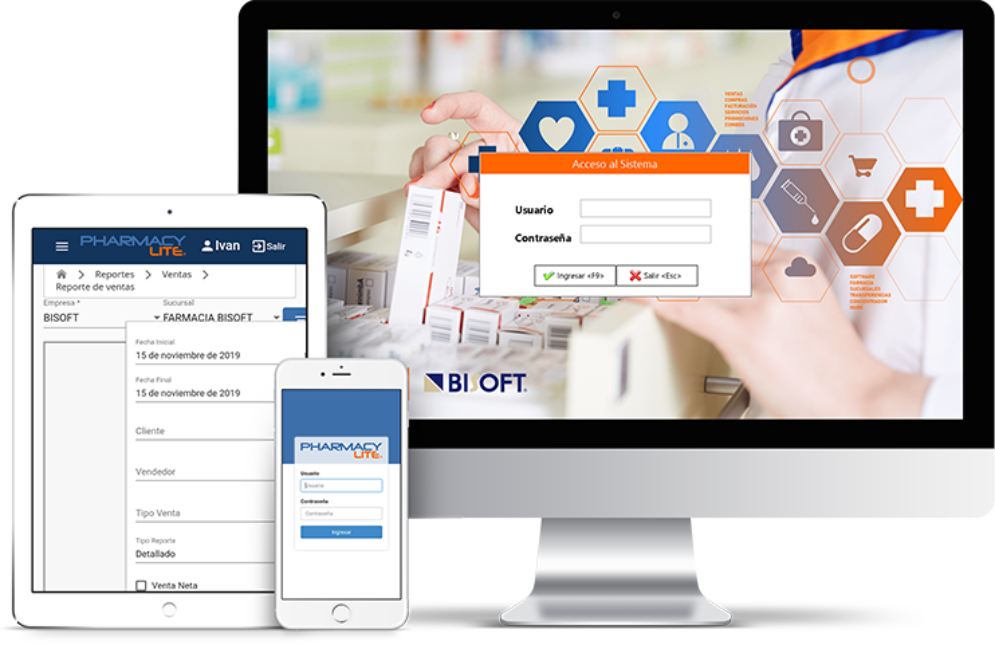 Pharmacy Lite Sistema para Farmacias
